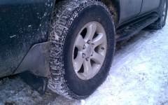 Зимние и летние шины на автомобиль Ленд Крузер Прадо