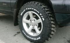 О шинах на Ниву 4х4 размером R16
